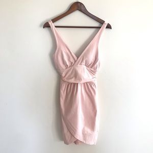 Pink cute dress size S